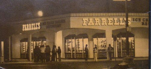 Farrell's Ice Cream Restaurant ( City of Downey California )