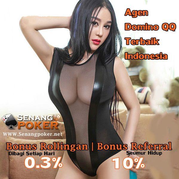 AGEN JUDI POKER ONLINE INDONESIA SENANGPOKER * PIN BB : D1D01D49 - 100% FAIRPLAY GAME. - TANPA BOT / ADMIN. - VERSUS REAL PLAYER. - BONUS JACKPOT TERBESAR. - BONUS REFERAL SEUMUR HIDUP  #agenjudi #agenpoker #agendomino #senangpoker