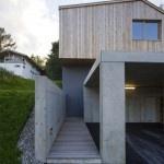 Wooden Box Kaiser House by LP architektur
