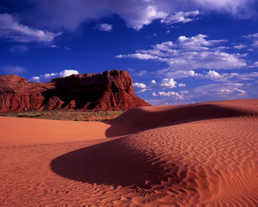 Dunes | 2012-2013 Arizona Highways Online Photography Contest Submitted by: Allen Karsh