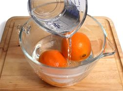 """Armor of God - Oranges object lesson...I like idea to use examples of things that """"made"""" the armor come off"""