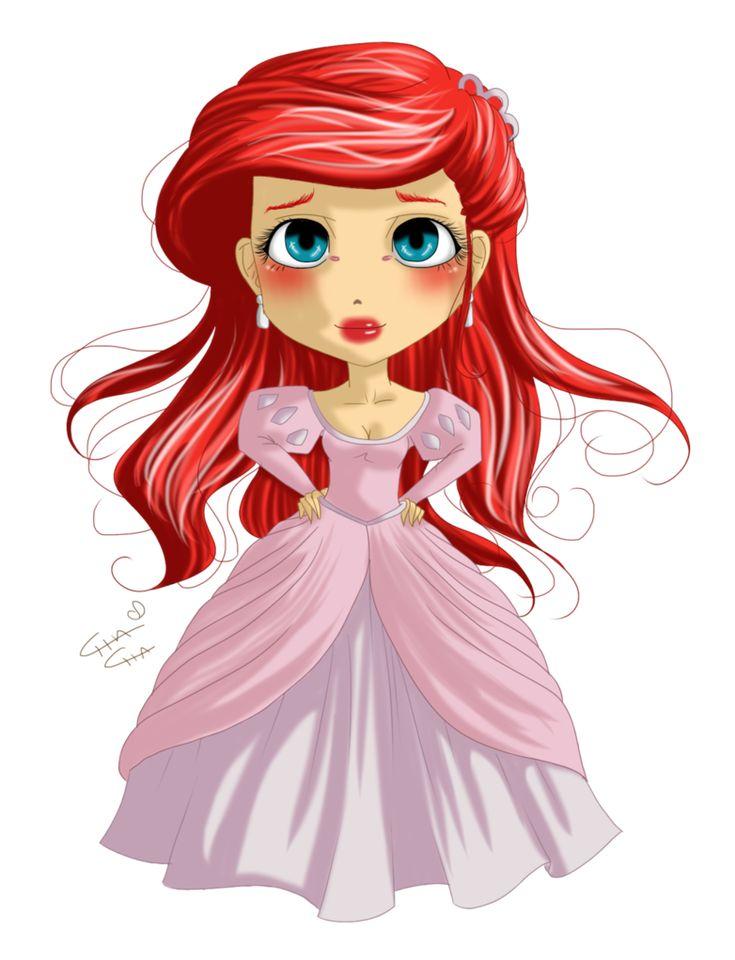 Princess Ariel by *MissElysium on deviantART