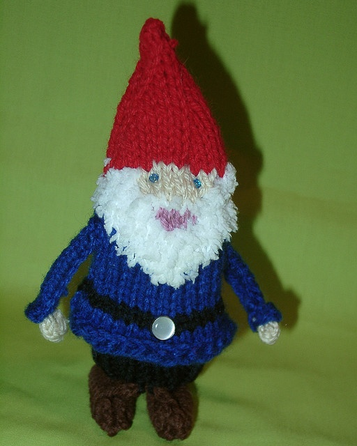 If I could knit...I would knit this