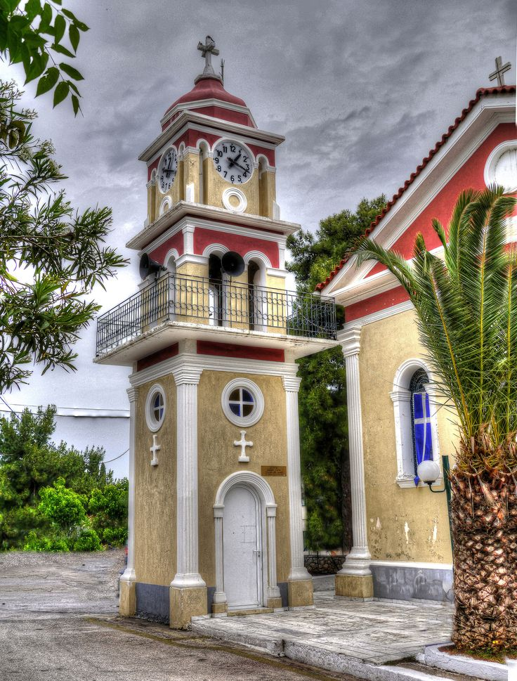 https://flic.kr/p/D6LrfS | Main Church, Skala, Kefalonia