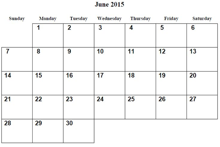 Check out June 2015 Calendar Printable Template, Word, Excel, Doc, Vertex. Download Blank June 2015 Calendar With Holidays UK, USA, NZ, Canada, India.