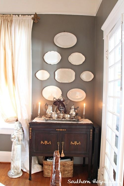 **Plate Placement Feature Friday: A Marietta Historical Home Tour - Southern Hospitality   Southern Hospitality
