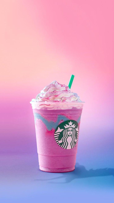 Starbucks Unicorn Frappuccino Iphone Wallpapers