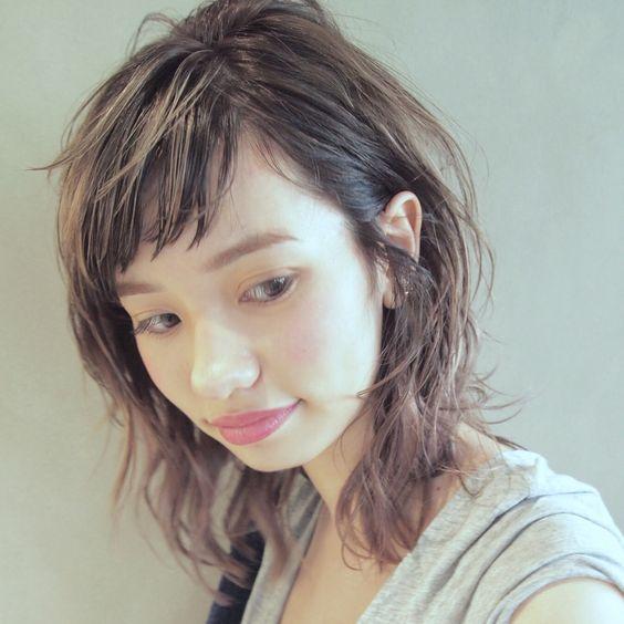 「髪形変えた?似合うね!」といわれたいときのウルフスタイル|【HAIR】