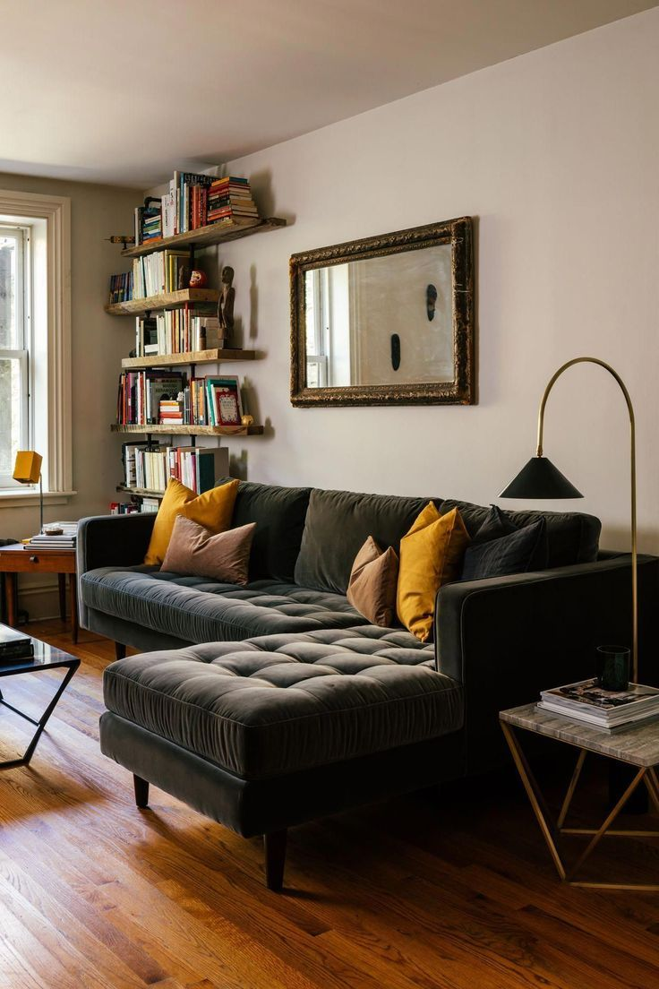 Tiny 350 Square Foot Smart Apartment In New York City Small