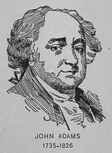 Order:2nd President  Term of Office:March 4, 1797 - March 4, 1801  Followed:George Washington  Succeeded by:Thomas Jefferson  Date of BirthOctober 30, 1735  Place of Birth:Quincy, Massachusetts  Date of Death:July 4, 1826  Place of Death:Quincy, Massachusetts  First Lady :Abigail Smith  Occupation:lawyer  Political Party:Federalist  Vice President:Thomas Jefferson