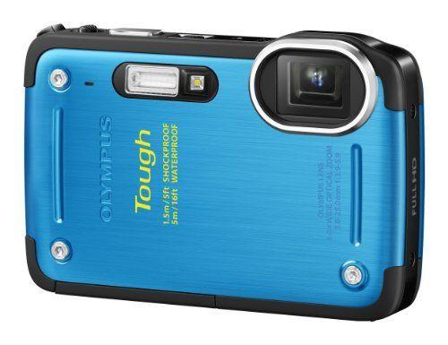 Olympus Tough TG-620 iHS by Olympus. $174.99. backlit CMOS, 5x wide Zoom