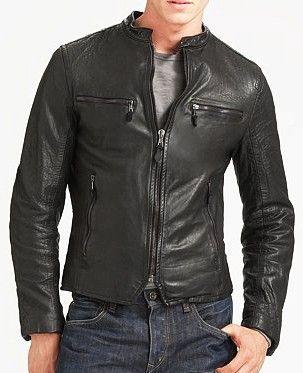 "Giacca in pelle da uomo ""Gentleman"" http://giaccheinpelleuomo.com/giacche-in-pelle-homo/19-giacca-in-pelle-da-uomo-gentleman.html"