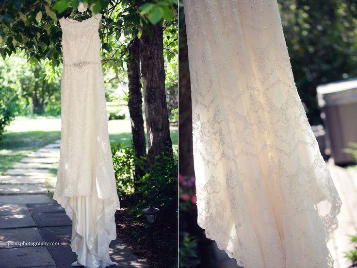 Gorgeous Bridal Gown #maggiesottero #vintageglam #wedding #dress #pretty #love #classicbride