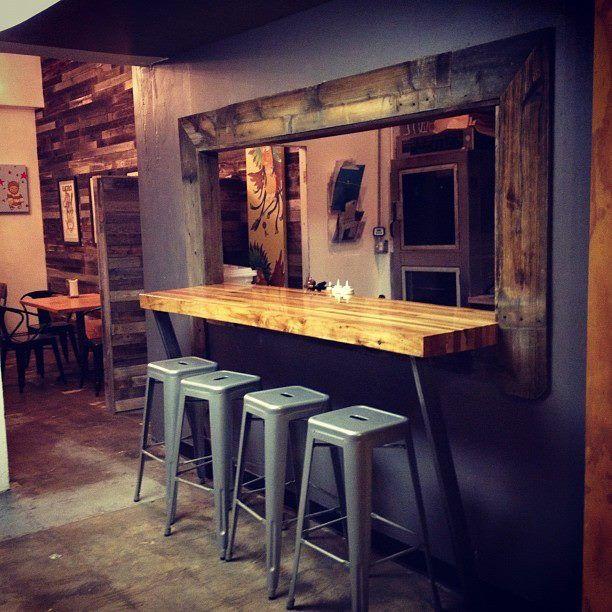 just for you bar tops bar designs cafe bar window seats bar ideas