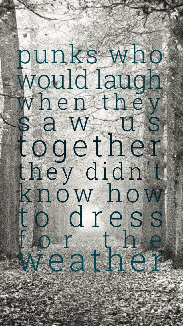Lyrics vampires in blue dresses