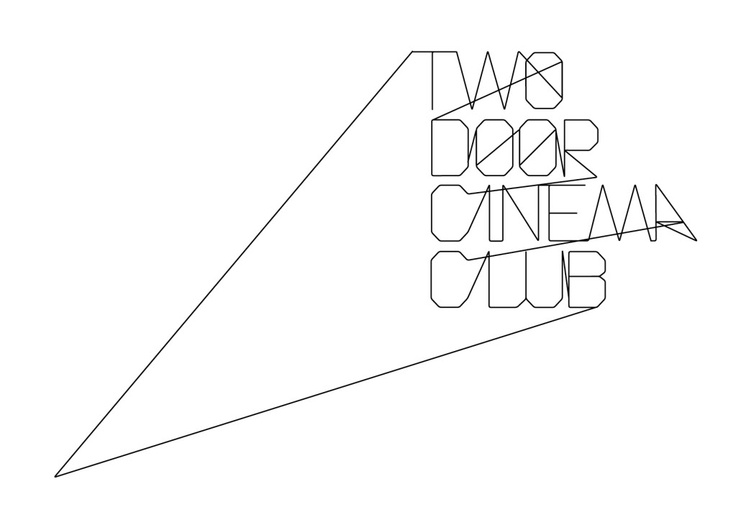 two door cinema club logo - Google Search