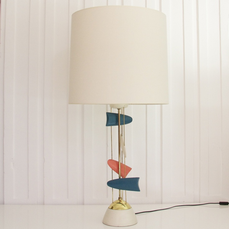 Original In Berlin Multicoloured Table Lamp now featured on Fab.