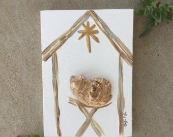 Navy Cross of the Water / wooden cross / Catholic art /