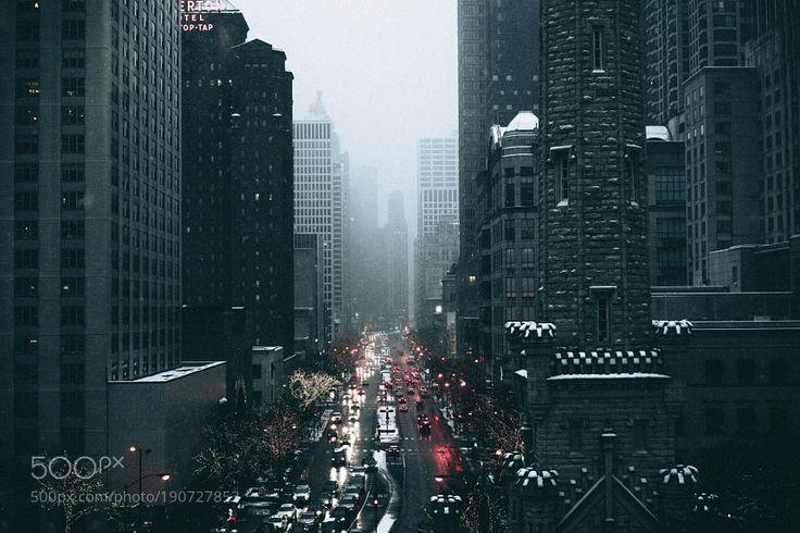 NYE chicago by ArbitraryTragedy