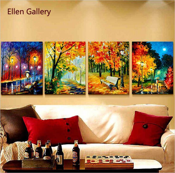 M s de 1000 ideas sobre cuadros modernos para living en - Pinturas para el hogar ...