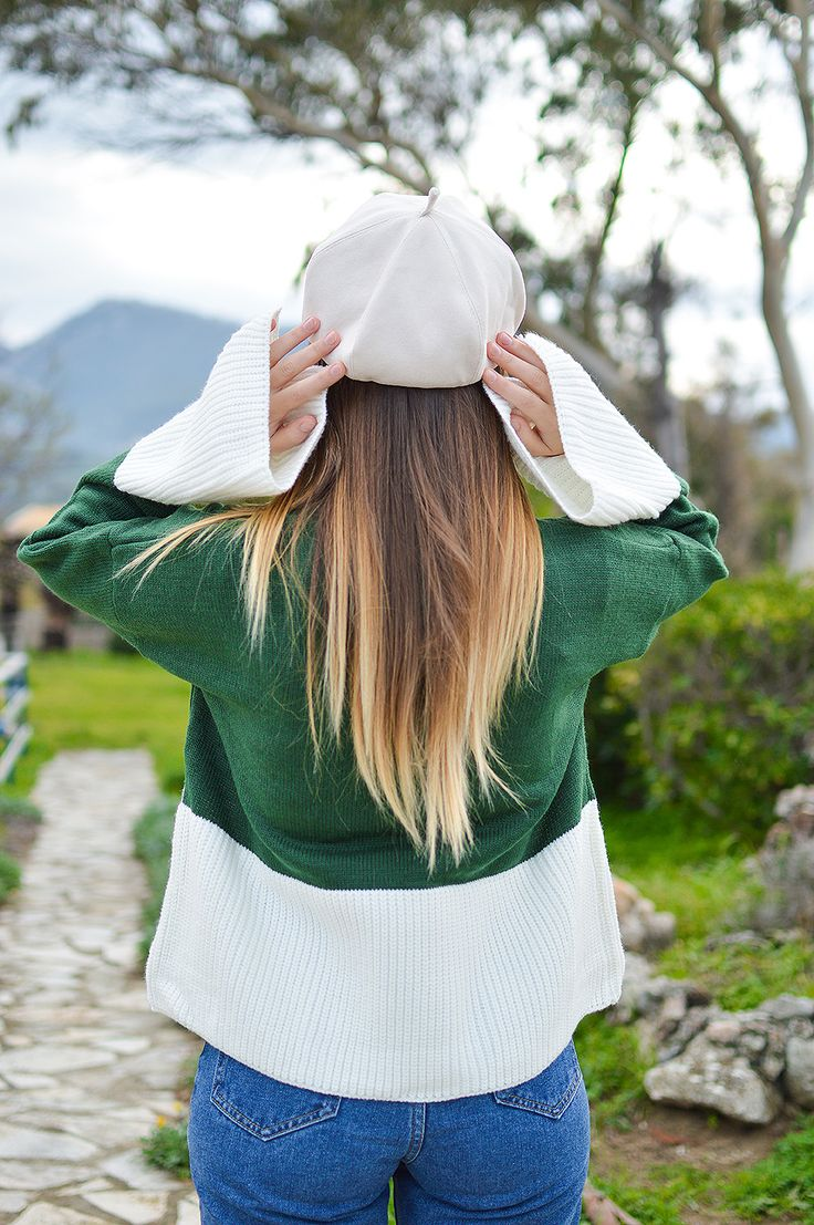 Sweater Weather / Hi Again Tropical Corfu / Island Fashion on Shiny Honey by Tamara Bellis Fashion and Lifestyle Blogger