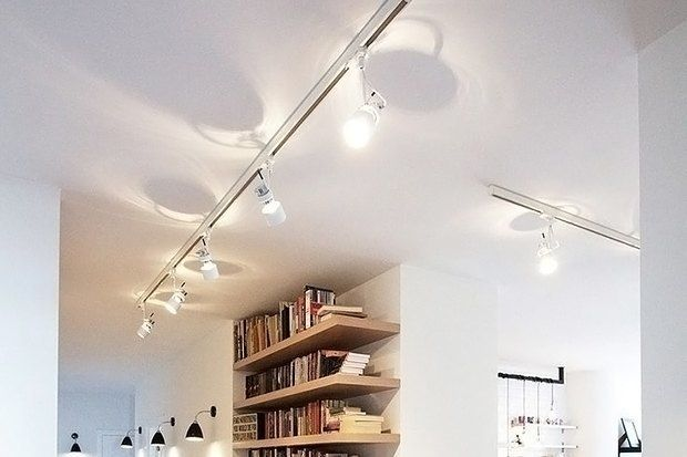 Idea for living room lighting
