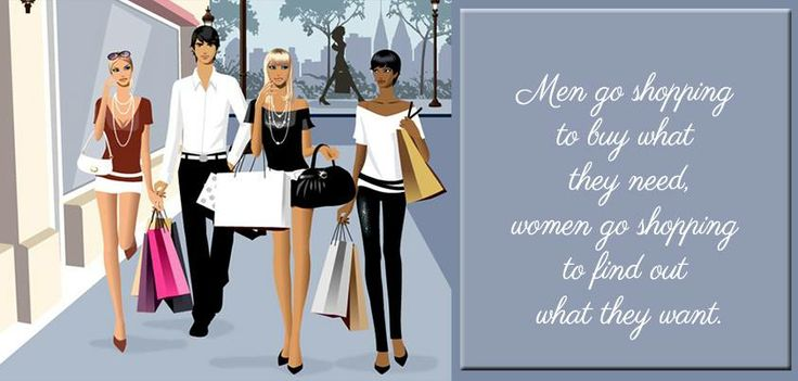 But we can bet that with LotofStock, even men will have a different take on shopping...http://goo.gl/K2ON17