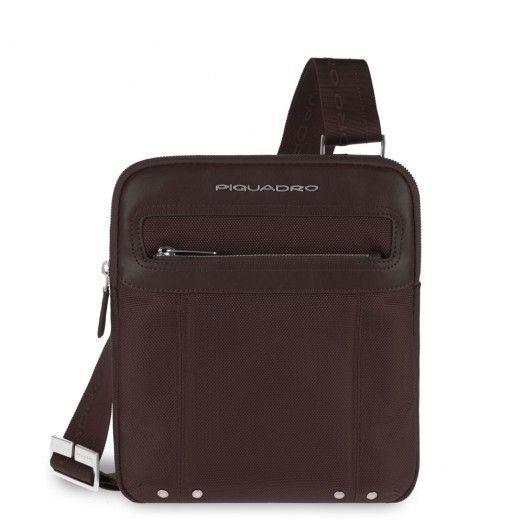 Organized, across body pocket bag, flat
