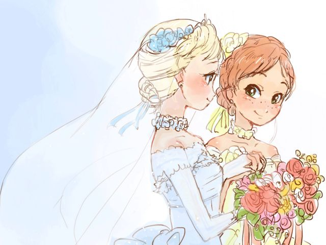 Hope, you Frozen anna and elsa lesbian cartoon porn opinion you