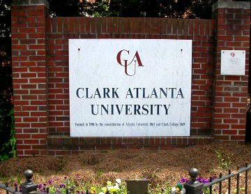 Clark Atlanta University, C/O 17 Ayy:)