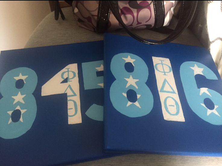 Phi delta theta canvas, bond number with flag. Fraternity crafts. #phidelt #coolers #fraternity
