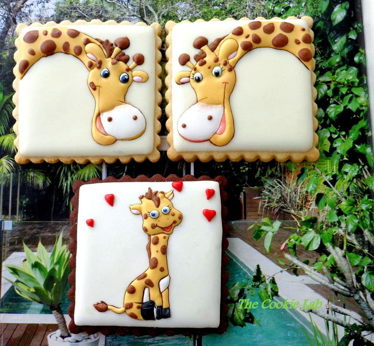 Do you like giraffes? | Cookie Connection