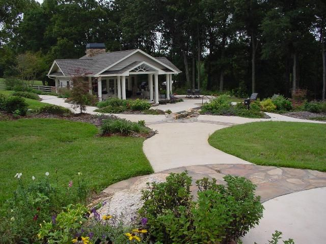 Designs Of Landscape Architecture