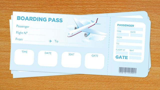 The 25 best passport template ideas on pinterest for Boarding pass sleeve template