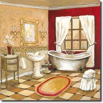 florentine bath bathroom