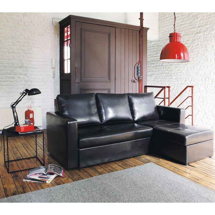 oltre 25 fantastiche idee su divano ad angolo su pinterest ... - Marrone Elegante Divano Letto Ad Angolo