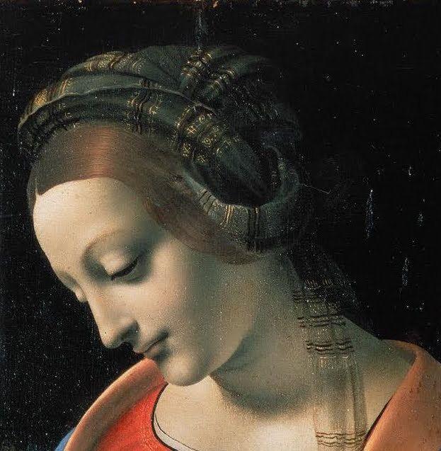 Léonard de Vinci - Madonna Litta 1490