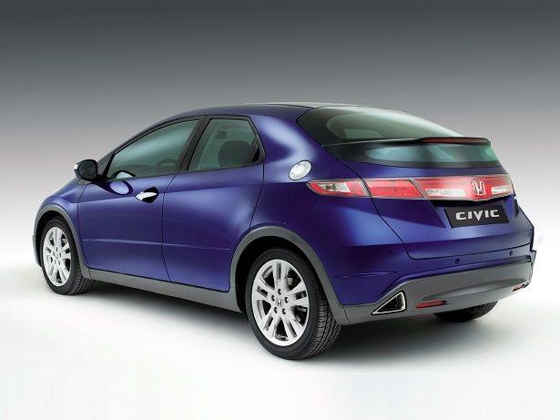 Honda Civic Hatchback (2008 – 2010).
