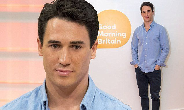 The reality TV star's emotional confession came during an interview on Good Morning Britain in order to raise awareness of mental illness as part of the ITV show's Changing Minds campaign.