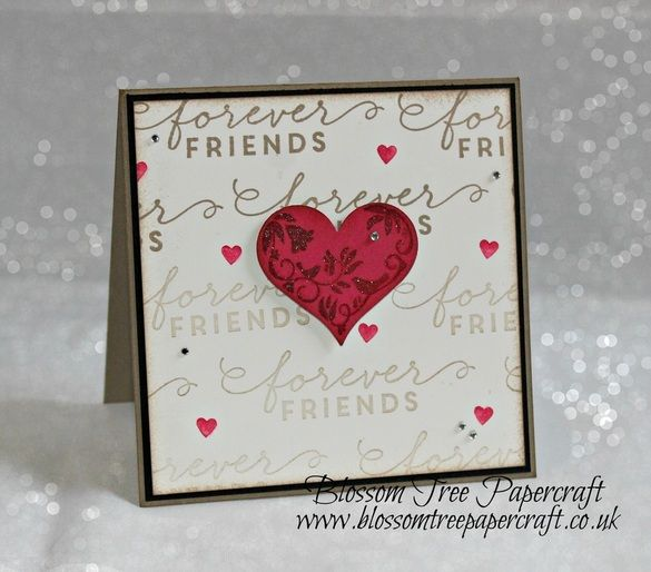 757 best images about Valentines Day CardsIdeas – Valentine Heart Card