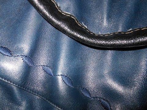 Binaural ASMR Sensation ~Sounds of Leather~