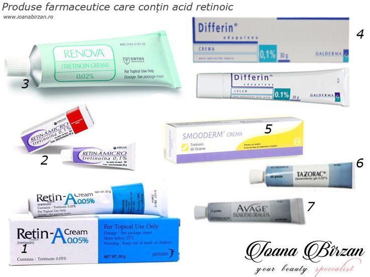 Creme cu acid retinoic http://ioanabirzan.ro/creme-cu-retinol-cum-le-alegem-si-cum-le-aplicam/
