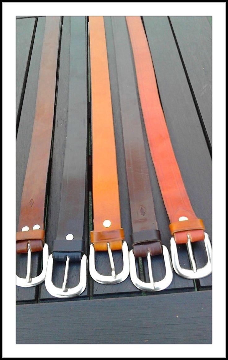 Cinturones de cuero, tendrás un cinturón para toda la vida porque están hechos con un material muy resistente http://cueroripkay.blogspot.com.es/2015/11/cinturones-de-cuero.html