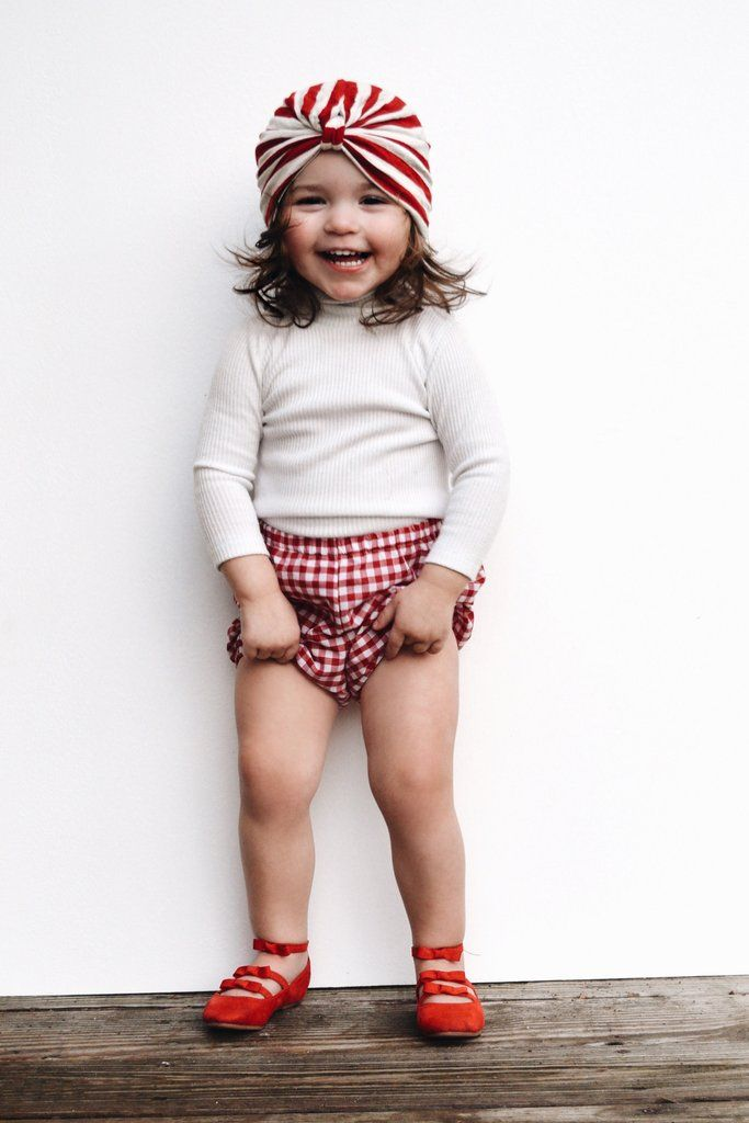 the Red Gingham Bloomers – ewmccall