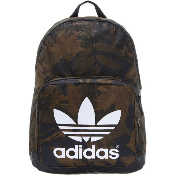 adidas Originals Rucksack multi-coloured ($39) ❤ liked on Polyvore featuring bags, backpacks, rucksack bag, adidas originals, adidas originals backpack, backpacks bags and multi colored backpacks