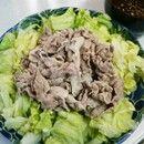 豚肉とキャベツの冷しゃぶサラダ by ライフ [クックパッド] 簡単おいしいみんなのレシピが242万品