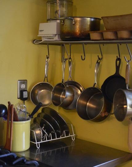 21 best Pot racks images on Pinterest | Kitchens, Copper pots and ...