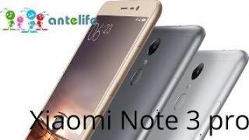 Xiaomi Redmi Note 3 pro smartphone review