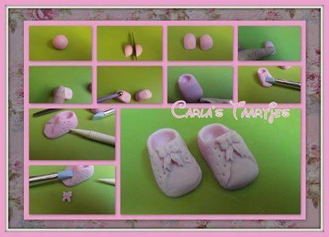 Mini Baby Shoe's