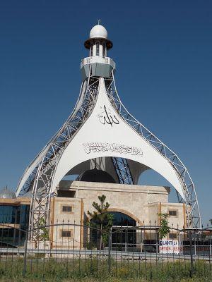 Meczet Afyon - Turcja okiem nieobiektywnym: Meczet meczetowi nierówny